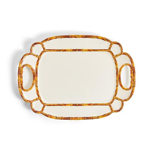 #11555 Bamboo Platter