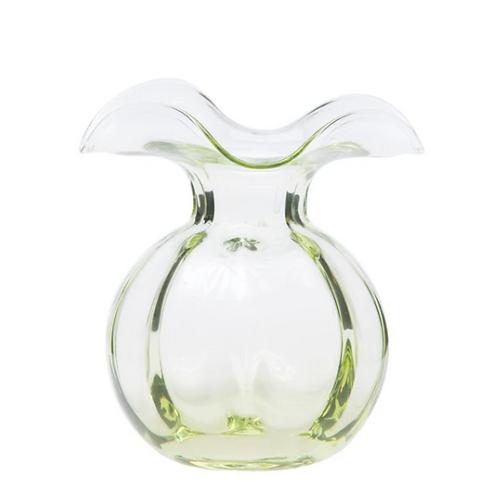 #8246 Hibiscus Bud Vase (Green)