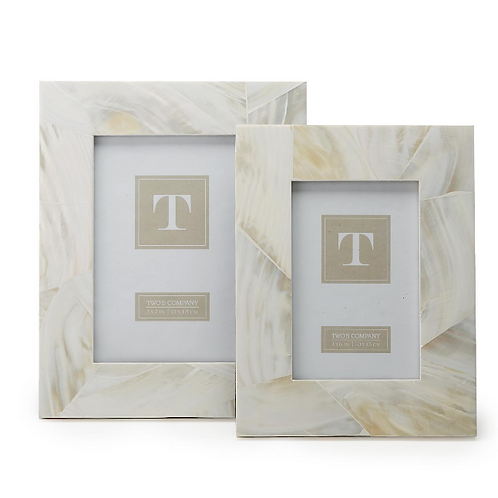 #11657 Mother of Pearl Frame (5x7)