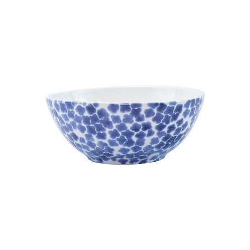 #8232 Santorini Flower Serving Bowl