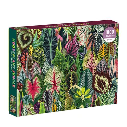 #9910 Houseplant Jungle Puzzle