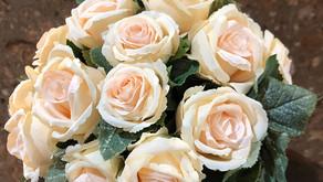 NFDディプロマコース アーティフィシャルレッスン参加作品「バラの花束」