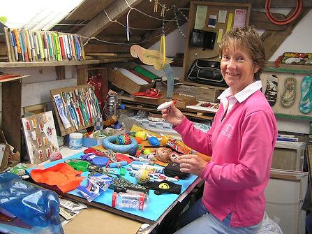 jane rose in henhouse studio.JPG