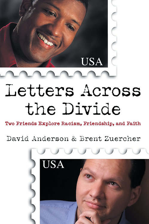 Letters Across the Divide - by Dr. David Anderson