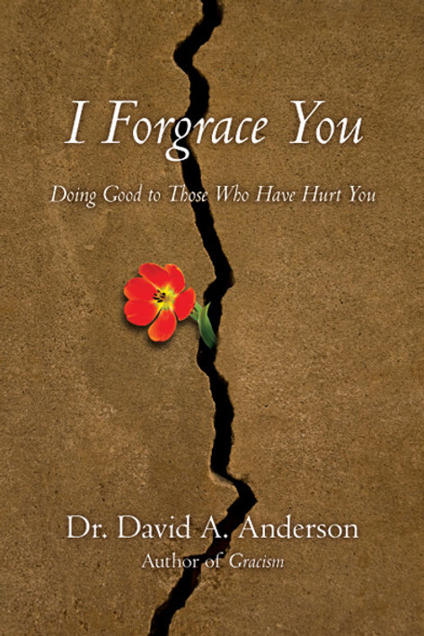 """""""I Forgrace You"""" - by Dr. David Anderson"""
