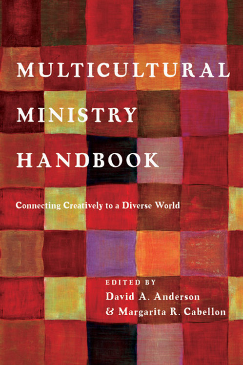 Multicultural Ministry HB - by Dr. David Anderson