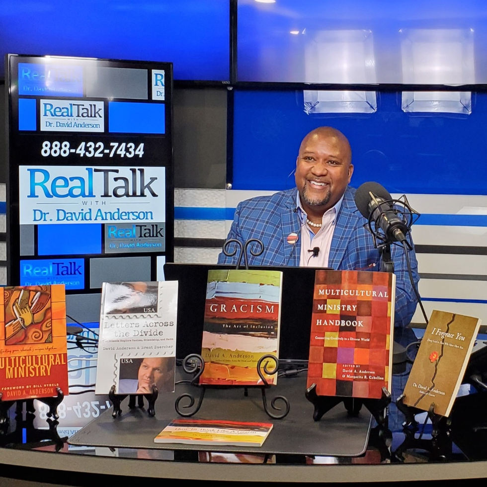 RealTalk with Dr. David Anderson