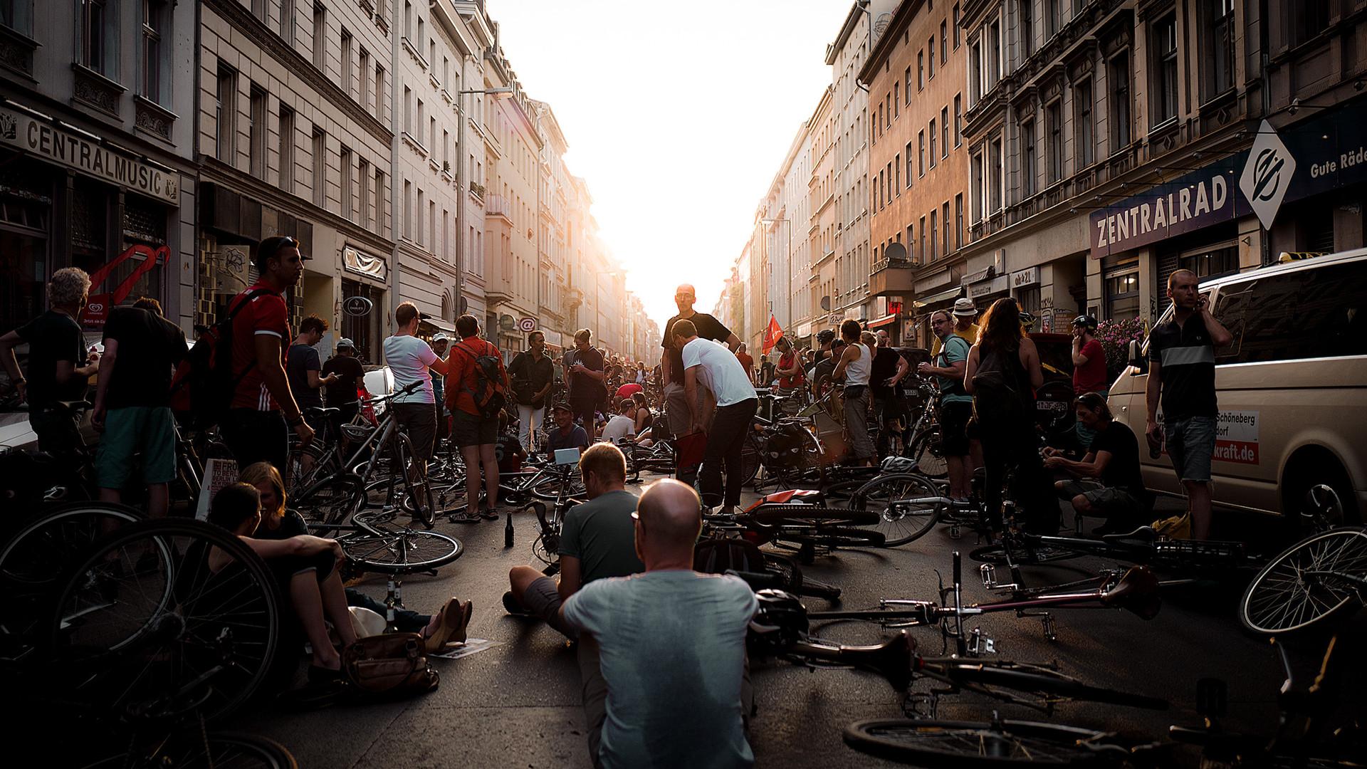 Borkeberlin, Summer In The City