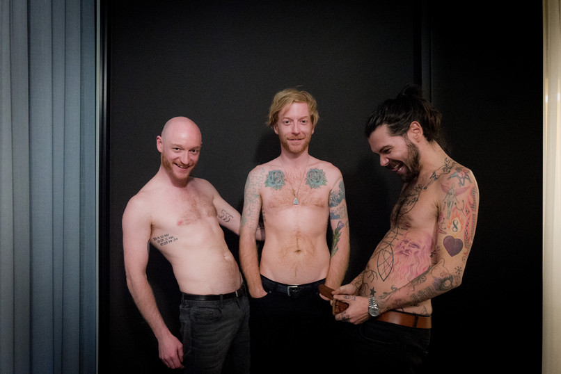 Borkeberlin Biffy Clyro