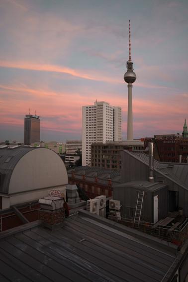 Borkeberlin Fernsehturm