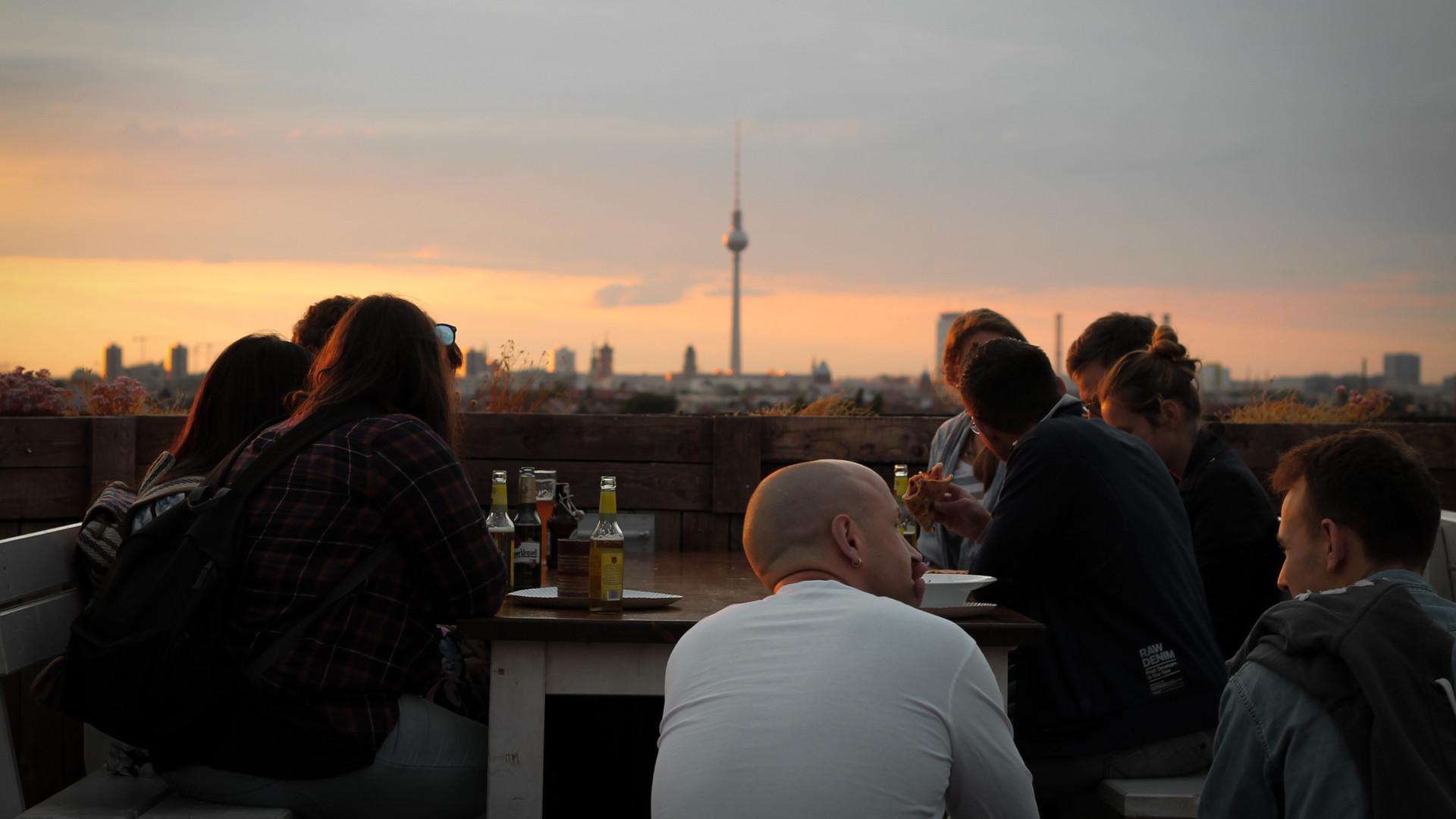 Borkeberlin, Berlin Sundown