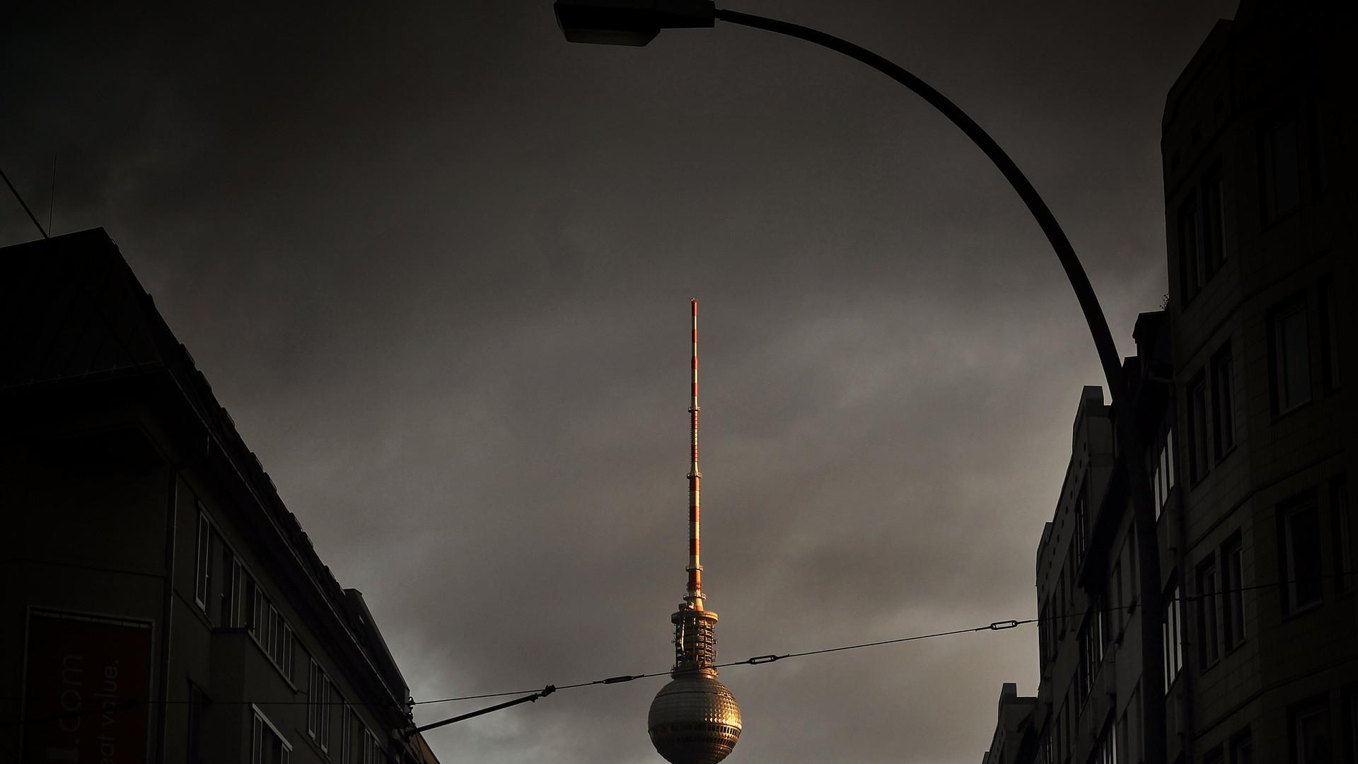 Borkeberlin, Fernsehturm Berlin