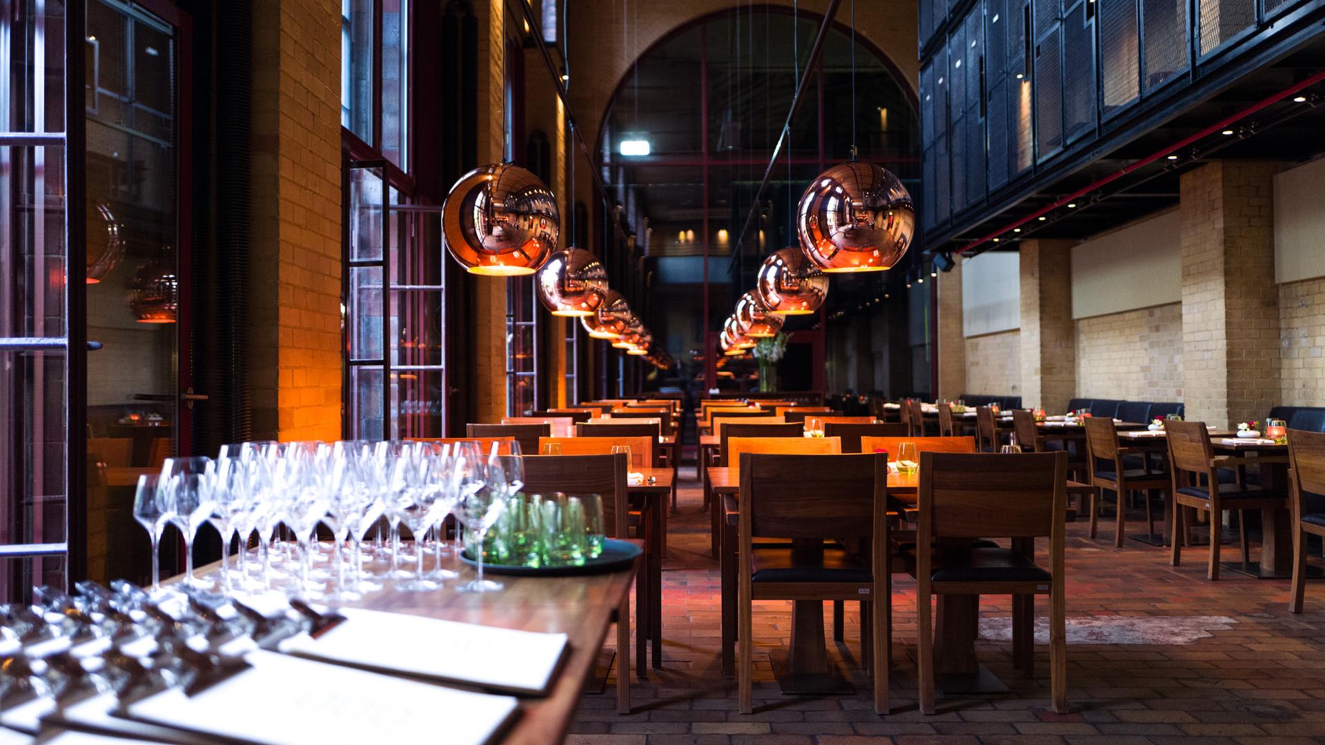 Borkeberlin, Volt Restaurant Berlin Commercial