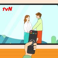 CJENM 오펜 홍보영상 모션그래픽