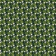 스노우 드롭 패턴