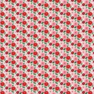동백꽃 패턴