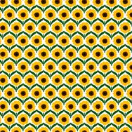 해바라기 패턴