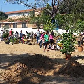 El Jardín de los olores; una realidad gracias a la colaboración de Grupo ADI