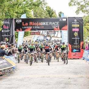 1ª etapa de La Rioja Bike Race