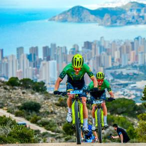 Segunda etapa, crono, de la Costa Blanca Bike Race