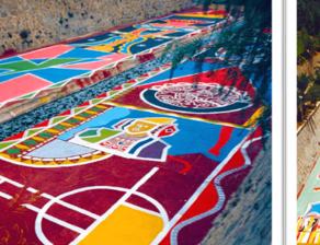 Grupo ADI, participa en el impresionante proyecto de pintura: VÍBORA II