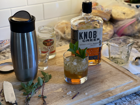 Another Mint Julep?