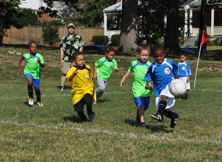 The case for local and small soccer academies in the USA