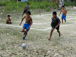 Go Play – The gift that is unstructured soccer