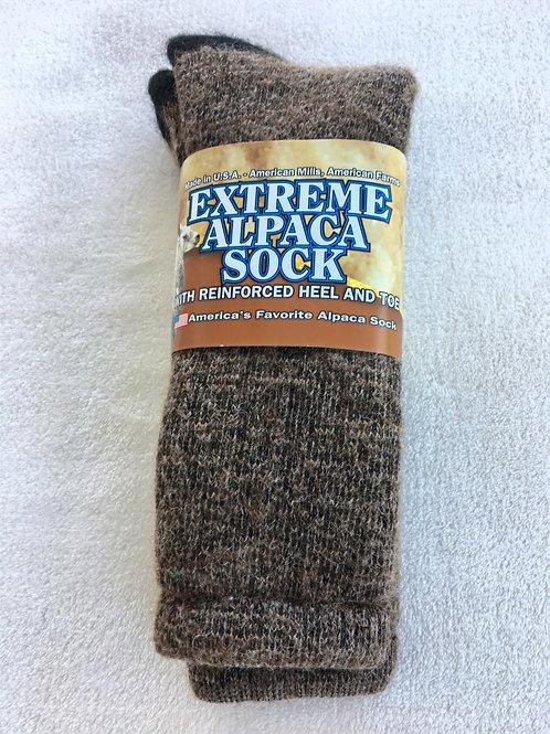Extreme Alpaca Sock