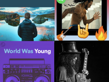 Some more Spotify Playlist action