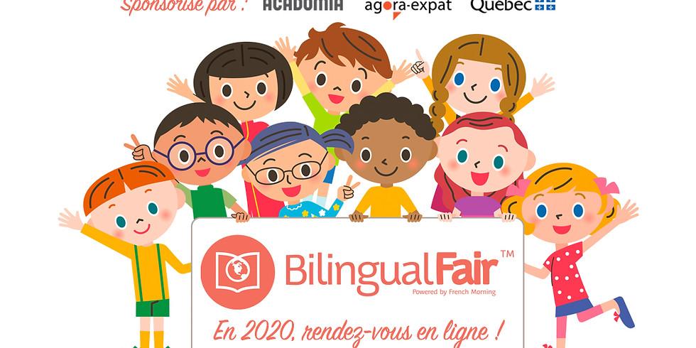 Salon du billinguisme French Morning