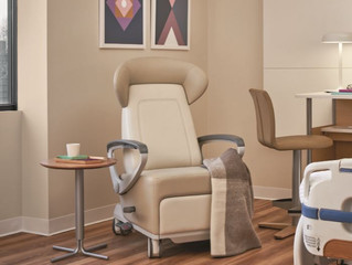 Introducing a Recliner that will Turbo-Charge Your Patient's Recovery Experience