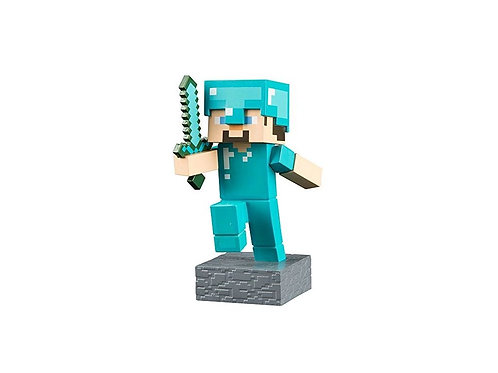 Figurka Minecraft - Diamond Steve
