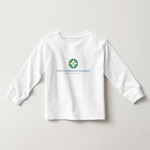 Toddler Jersey Long Sleeve Tee Shirt