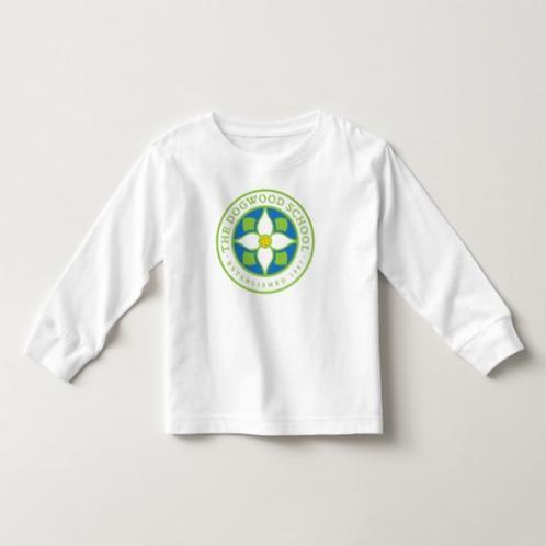 Toddler Jersey Long Sleeve Tee Shirt 2
