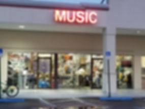 Kendall Conservatory of Music, Miami Music Store