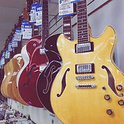 Electric Guitars at Musicians Discount Center Miami, FL