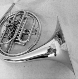 After French Horn Dent Removal