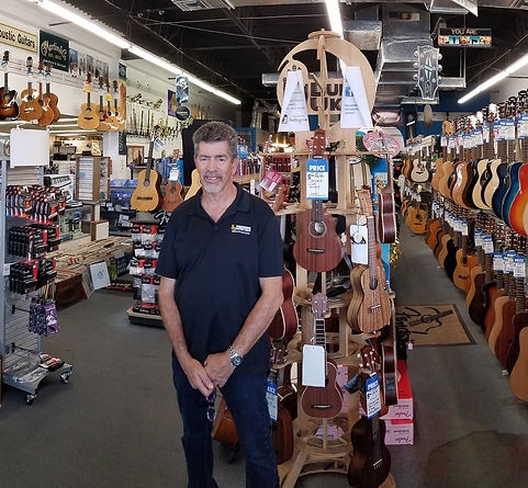 Musicians-Discount-Center MIKE IN STORE.