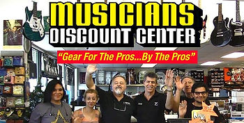 musicians discount center staff hello