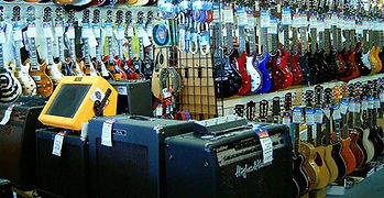 guitars and amplifirs Musicians Discount Center Miami FL