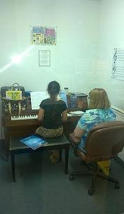 Privage Piano Lessons