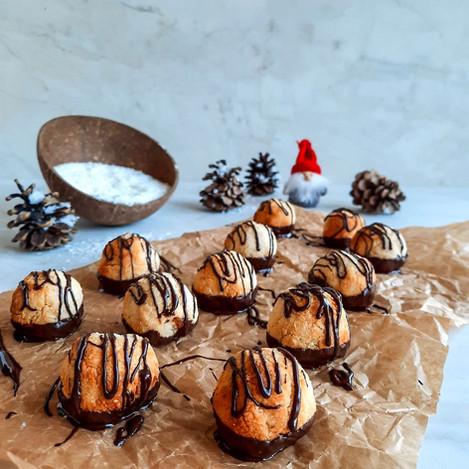 Кокоски с шоколад
