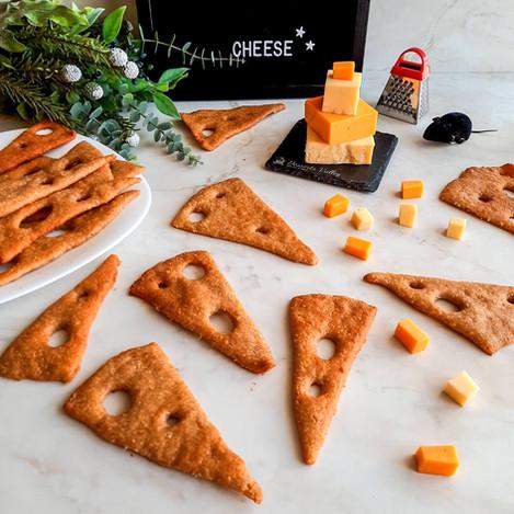 Гризини с кашкавал и сирене