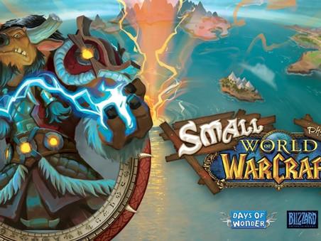 Novedad para Septiembre: Small World con el universo de Warcraft