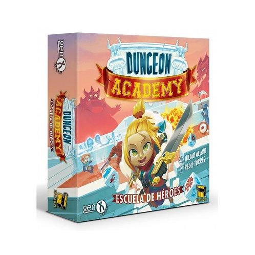 Dungeon Academy Escuela de Héroes