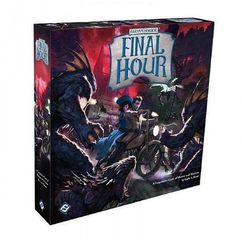 Arkham Horror Hora final