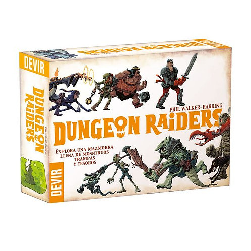 Dungeon Raiders (2da edición)