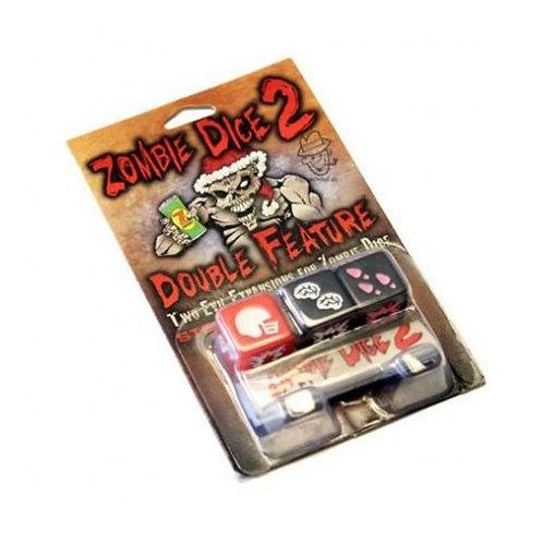 Dados Zombie 2 Sesión Doble