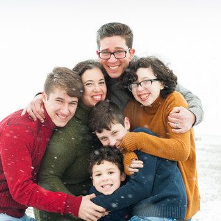 McGuire Family-being silly 2021